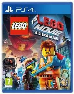 LEGO MOVIE : THE VIDEOGAME - PS4