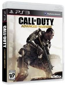 CALL OF DUTY : ADVANCED WARFARE - PS3