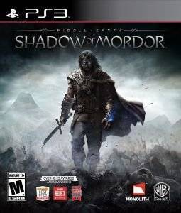 MIDDLE - EARTH : SHADOW OF MORDOR - DARK RANGER DLC - PS3