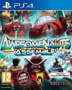 AWESOMENAUTS ASSEMBLE - PS4