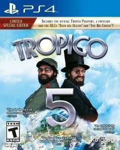 TROPICO 5 LIMITED SPECIAL EDITION - PS4