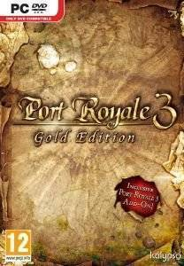 PORT ROYALE 3: GOLD EDITION - PC