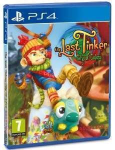 THE LAST TINKER : CITY OF COLORS - PS4