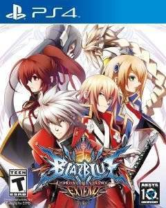 BLAZBLUE: CHRONO PHANTASMA EXTEND - PS4