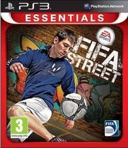 FIFA STREET ESSENTIALS - PS3