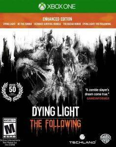 DYING LIGHT THE FOLLOWING ENHANCED EDITION - XBOX ONE