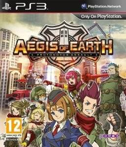 AEGIS OF EARTH: PROTONOVUS ASSAULT - PS3