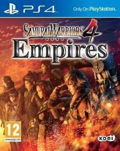 SAMURAI WARRIORS 4 EMPIRES - PS4