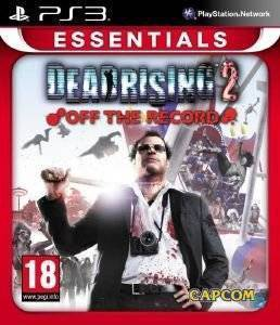 DEAD RISING 2: OFF THE RECORD ESSENTIALS - PS3