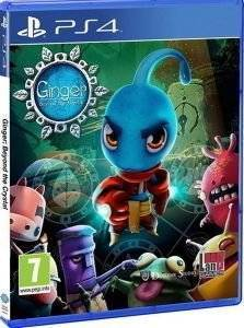 GINGER: BEYOND THE CRYSTAL - PS4
