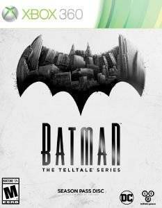 BATMAN - A TELLTALE GAMES SERIES - XBOX 360