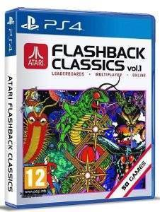 ATARI FLASHBACK CLASSICS COLLECTION - VOLUME 1 - PS4