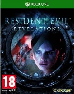 RESIDENT EVIL REVELATIONS HD - XBOX ONE