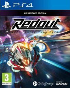 REDOUT LIGHTSPEED EDITION - PS4