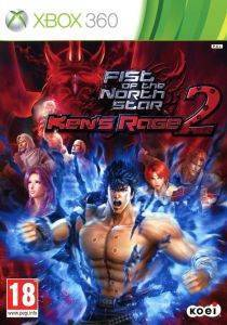 FIST OF THE NORTH STAR KENS RAGE 2 - XBOX 360