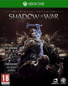 MIDDLE - EARTH: SHADOW OF WAR (INCLUDES FORGE YOUR ARMY) - XBOX ONE