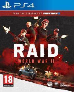 RAID WORLD WAR II - PS4