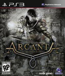 ARCANIA: THE COMPLETE TALE - PS3