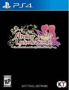 PS4 ATELIER LYDIE & SUELLE : THE ALCHEMISTS & THE MYSTERIOUS PAINTINGS