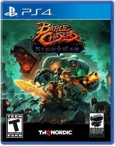 PS4 BATTLE CHASERS: NIGHTWAR (EU)