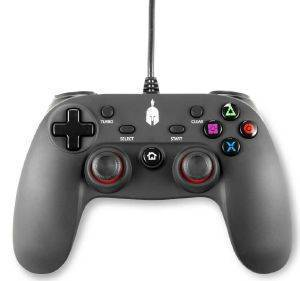 SPARTAN GEAR OPLON WIRED CONTROLLER FOR PC - PS3