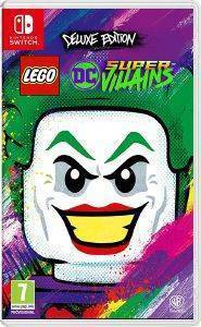 NSW LEGO DC SUPER-VILLAINS - DELUXE EDITION