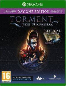 XBOX1 TORMENT: TIDES OF NUMENERA - DAY ONE EDITION