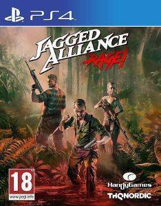 PS4 JAGGED ALLIANCE: RAGE!