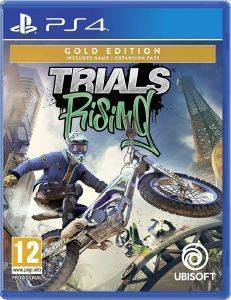 PS4 TRIALS RISING - GOLD EDITION (INCLUDES 55+ ADDITIONAL TRACKS & STICKER ARTBOOK)