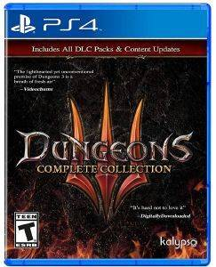 PS4 DUNGEONS 3 - COMPLETE COLLECTION