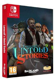 NSW LOVECRAFTS UNTOLD STORIES - COLLECTORS EDITION