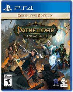 PS4 PATHFINDER: KINGMAKER - DEFINITIVE EDITION