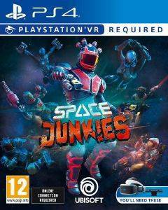PS4 SPACE JUNKIES (PSVR REQUIRED)