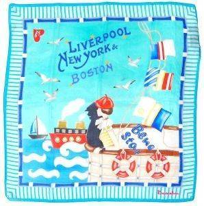 ΜΑΝΤΗΛΙ BRACCIALINI BLUE STAR LIVERPOOL/NEW YORK/BOSTON ΒΕΡΑΜΑΝ