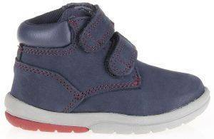 ΜΠΟΤΑΚΙ TIMBERLAND TODDLE TRACKS HOOK & LOOP TB0A1JVQH601 ΜΠΛΕ (OUTERSPACE)