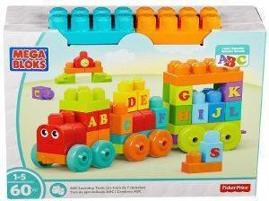 FISHER-PRICE MEGA BLOKS - ΤΡΕΝΑΚΙ ABC [DXH35]