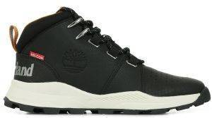ΜΠΟΤΑΚΙ TIMBERLAND BROOKLYN CITY MID TB0A2MUV0011 ΜΑΥΡΟ